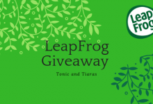 LeapFrog Educational Toy Giveaway
